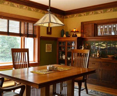 readers house restored design   arts crafts