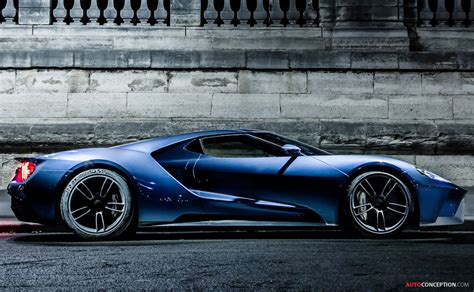 New Ford Gt Becomes Fastest Production Ford Ever