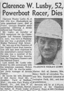 Newspaper Obituary Template