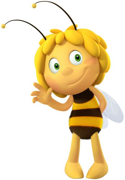 maya bee transparent png cartoon image gallery yopriceville