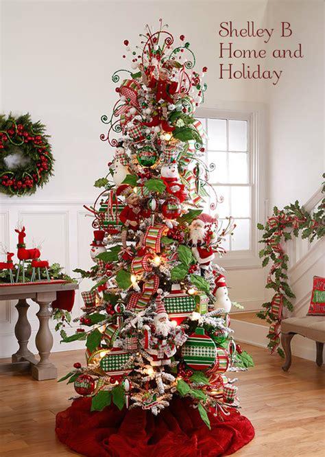 raz christmas at shelley b home and holiday decorated