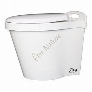 Seau Toilette Seche : toilette s che ziya clean blanc ~ Premium-room.com Idées de Décoration