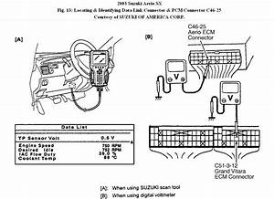 2003 Suzuki Aerio Engine Diagram