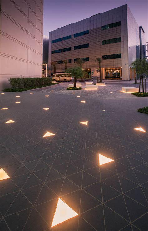 khalifa university umaya lighting design