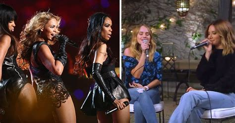 Tv Stars Get Trolled For Cover Of Destiny's Child Say My