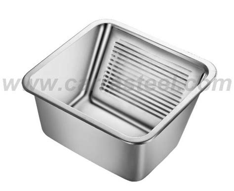 Utility Sink With Washboard by Sell Stainless Steel Laundry Sink Id 21406700 From