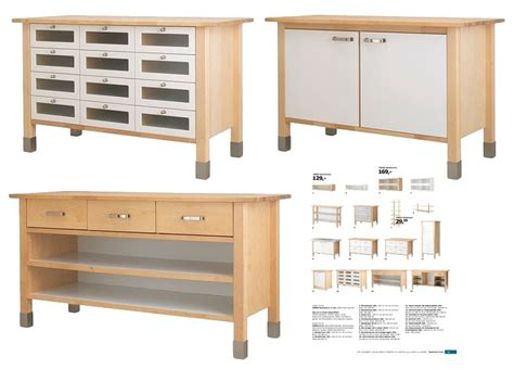 free standing kitchen islands canada ikea varde kitchen island with drawers roselawnlutheran