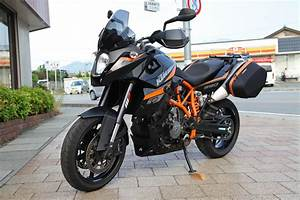 Ktm 990 Smt 2009 With Etc  Side Bags And Sliders  U00a5780 000