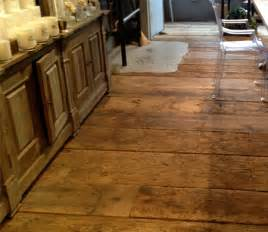 reclaimed rustic wide plank antique barn threshing flooring