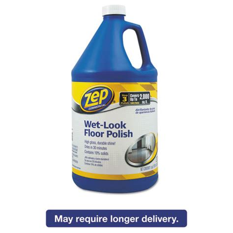 Zep Tile Cleaner Msds by Zep Commercial Look Floor 1 Gal Bottle Ebay