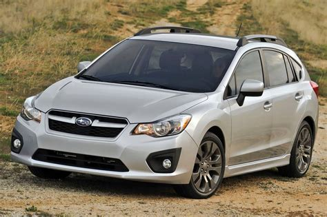 subaru impreza hatchback used 2014 subaru impreza hatchback pricing for sale