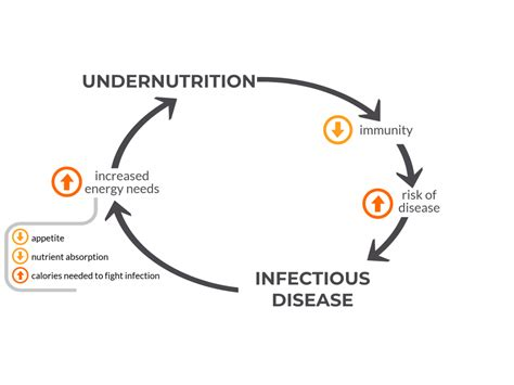 undernutrition  infectious disease voice