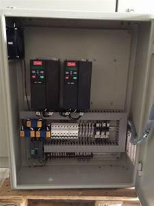 Panel  U0026 Inverter Untuk Booster Pump   Power 7 5kw