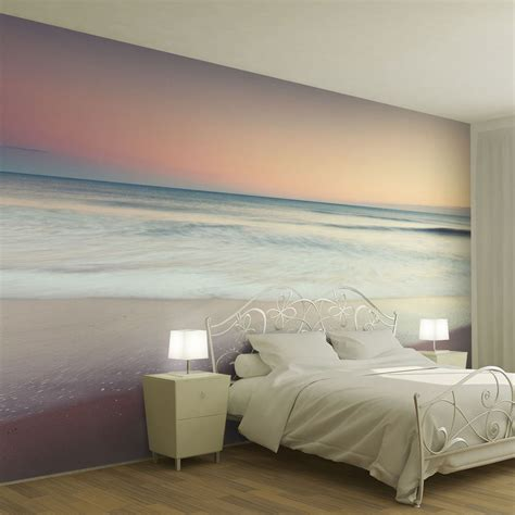 Tapeten Bilder Schlafzimmer by Fototapete Vlies Meeresrauschen Tapete Tapeten F 252 R