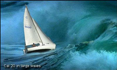 Small Boat Large Waves by Survival Story From Various Habitats