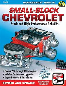 Rebuild 262  283  302  305  307  327  350  400 Chevy Small
