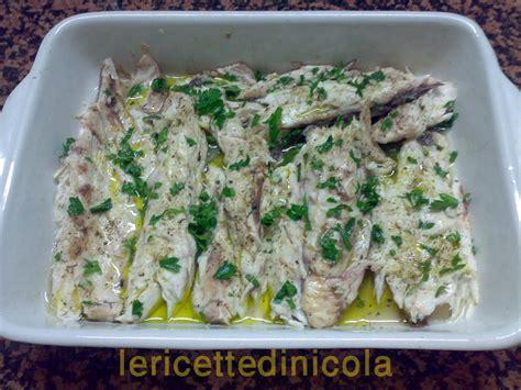 come cucinare il pesce azzurro al forno pesce azzurro le ricette di nicola
