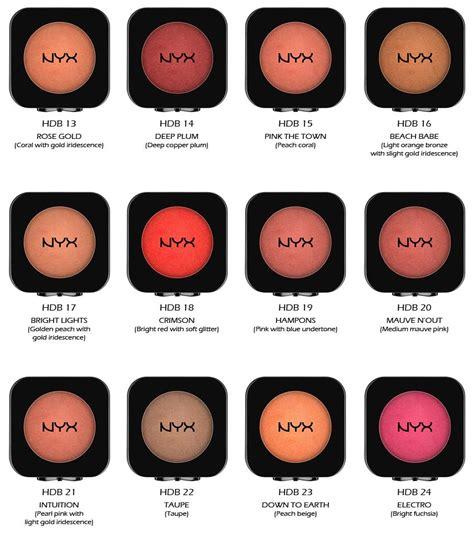 1 nyx high definition powder blush hdb quot your 1