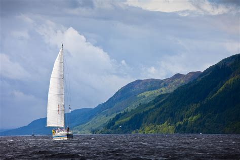 Loch Ness Canal Boat Hire by Fishing On The Caledonian Canal Scottish Canals