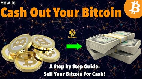 How to cash out your bitcoin. Bitcoin Mining | HOW TO CASH OUT BITCOIN - TURN BITCOIN INTO CASH! - YouTube