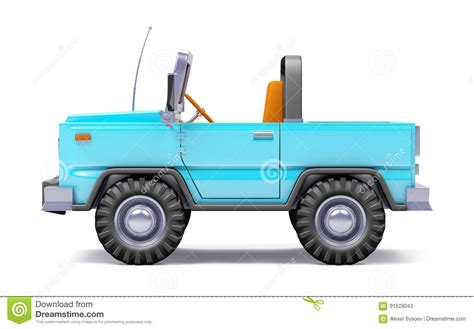 Jeep Cartoons, Illustrations & Vector Stock Images