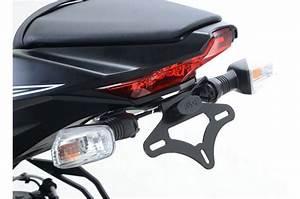 Plaque Immatriculation Anglaise : support de plaque moto r g pour kawasaki zx10r 16 17 street moto piece ~ Gottalentnigeria.com Avis de Voitures