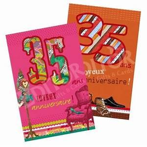 Cadeau Homme 35 Ans : carte joyeux anniversaire 35 ans cadeau maestro ~ Nature-et-papiers.com Idées de Décoration