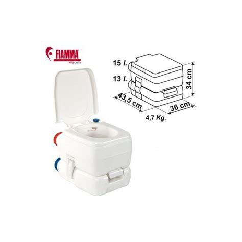 fiamma bi pot 34 wc chimiques portables pour bateau et cing car