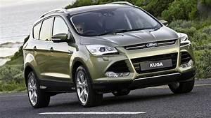 2014 Ford Kuga Review
