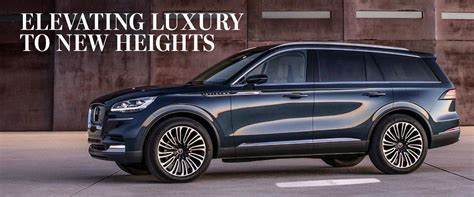 2019 Lincoln Aviator Preview  Gainesville, Fl Serving
