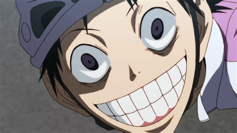 scary  anime character anime