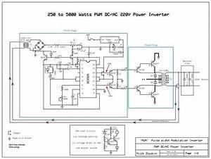 250 To 5000 Watts Pwm Dc  Ac 220v Power Inverter