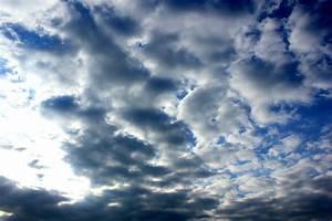 Cloudy, Dark, Sky