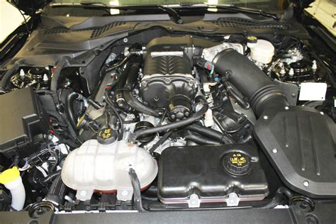 ford performance parts 2015 mustang gt supercharger developed by ford performance