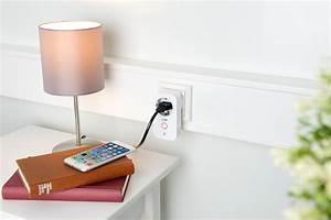 Steckdose Per App Steuern : wlan steckdose lampen und co per stimme und unterwegs per app steuern bild 1 ~ Orissabook.com Haus und Dekorationen