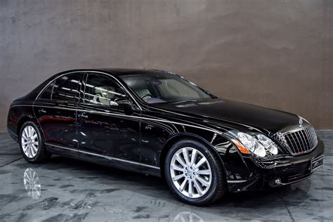 Maybach 57s 2007 Gosford Classic Car Museum