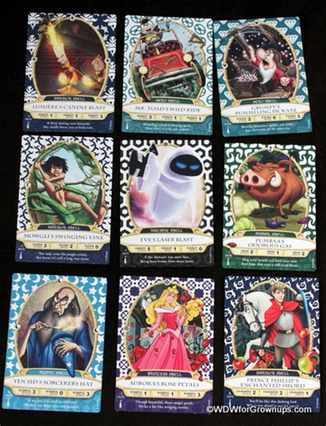 Sorcerer Of Magic Deck by Creating Your Sorcerers Of The Magic Kingdom Deck