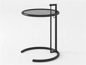 Adjustable Table E 1027 : adjustable table e1027 3d model classicon ~ Bigdaddyawards.com Haus und Dekorationen