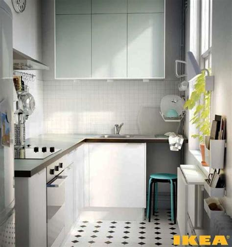Contemporary Kitchens For Large And Small Spaces by Ways To Open Small Kitchens Space Saving Ideas From Ikea