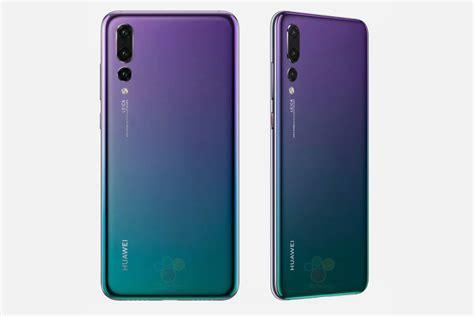 Colores del Huawei P20: vea el P20 y el P20 Pro en varios ...