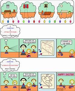 Easter Egg Hunt - Spiked Math