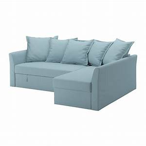 holmsund canape lit d39angle orrsta bleu clair ikea With canapé lit d angle ikea