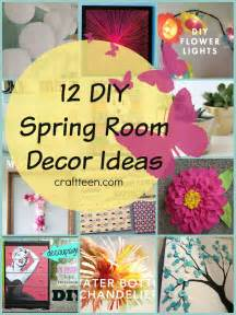 diy bedroom decor ideas 12 diy room decor ideas craft
