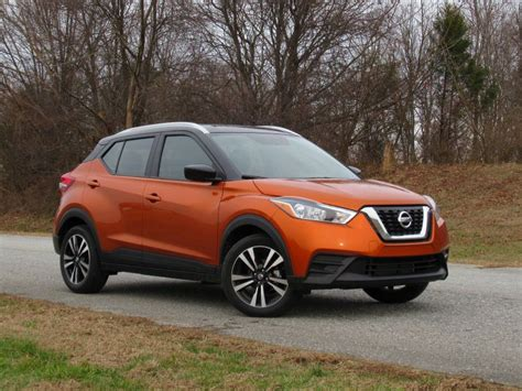 nissan kicks road test  review autobytelcom