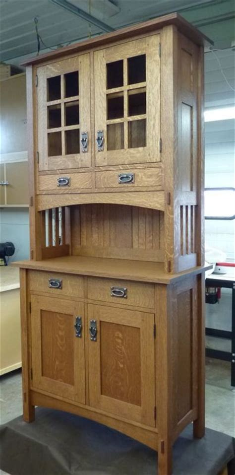 buffet hutch plans woodworking buffet and woodworking on