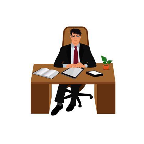 pictogramme bureau director clapboard template designtube creative design