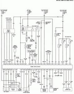 96 Honda Accord Air Conditioner Wiring Diagram