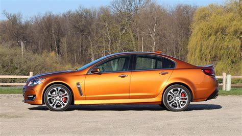2017 Chevy Ss Price 2017 chevy ss review goodnight sweet prince
