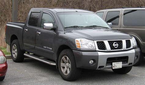 Nissan Titan Wikipedia