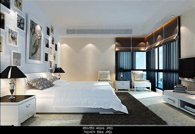 chambre des maitres moderne reli chambre mod le 3d de 3d model free 3d